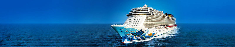 Norwegian Escape makes inaugural call on Tuesday