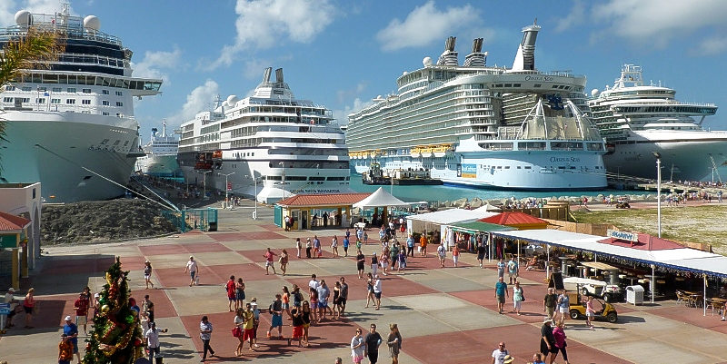 Port to welcome 5 new cruise ships this month