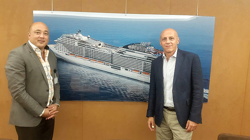 Port prepares for new cruise ships