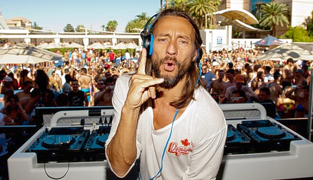 Bob Sinclar invades Tantra for first time